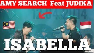 ISABELLA - AMY SEARCH feat JUDIKA