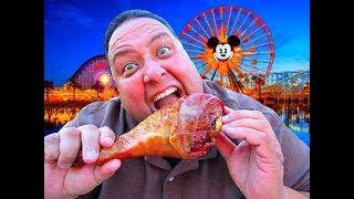 Disneyland's® Smoky Turkey Leg Review!