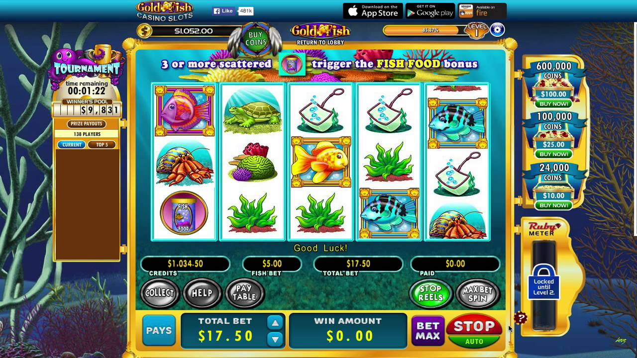 goldfish casino slots on facebook
