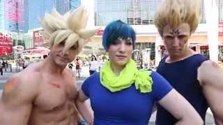 [Neon] Anime Expo 2014 Cosplay Showcase 3-3