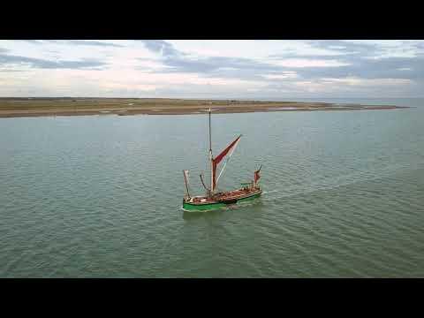 Sailing Barge Kitty