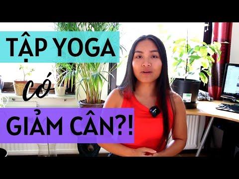 Tập Yoga Có GIẢM CÂN Được Không? Cách Yoga Giúp Bạn GIẢM CÂN Hà My YogaVlog#2