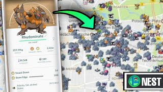 How to find ultimate nest in pokemon go