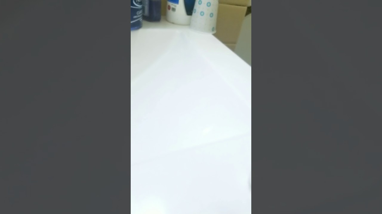 Remove Hair Dye From Sink.