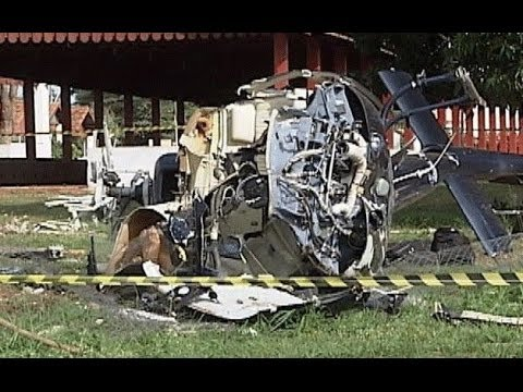 Tragédia Morre Fernandão, ex jogador do Internacional, em queda de helicóptero