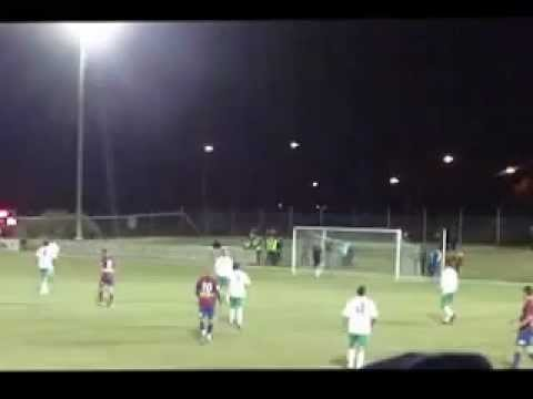 Canberra Rockets Vs Newcastle United Jets first half