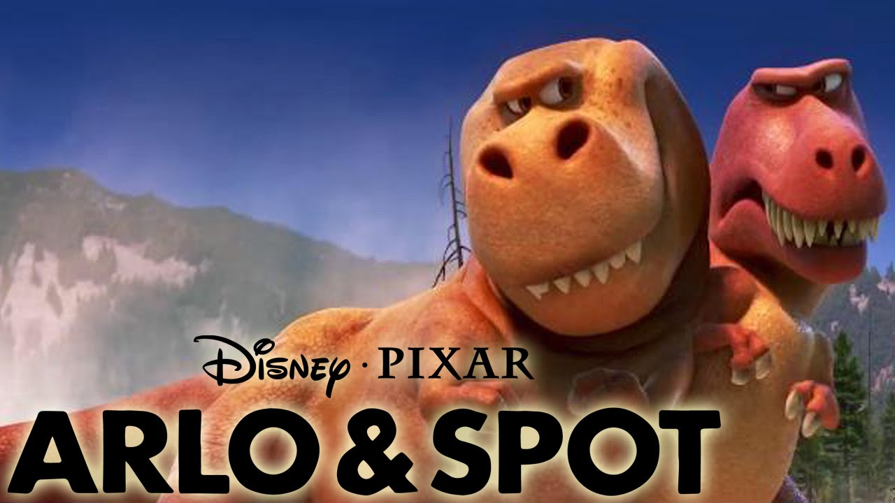 arlo spot t rexes disney hd youtube. Black Bedroom Furniture Sets. Home Design Ideas