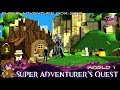 GW2 - SAB Super Adventurer's Quest