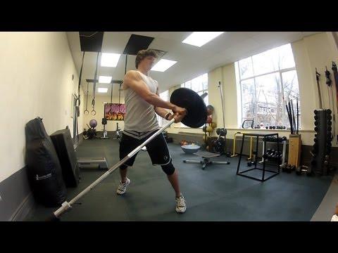Snowboard Balance Agility Strength WORKOUT 2 (GoPro Canada)