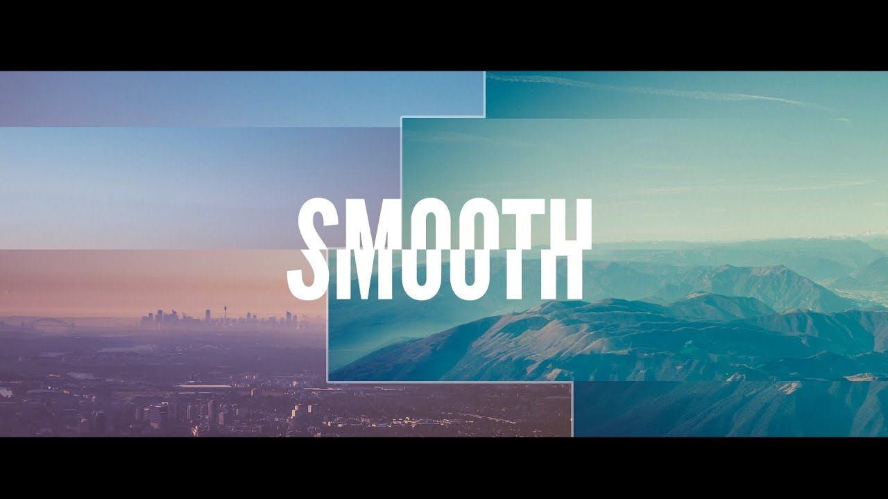 Smooth Slideshow in After Effects - After Effects Tutorial - New Cool Trick