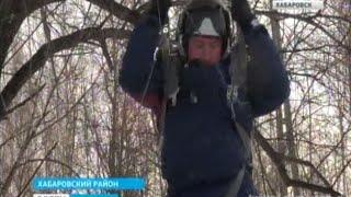 Вести-Хабаровск. Курсы выживания летчиков базы армейской авиации ВВО