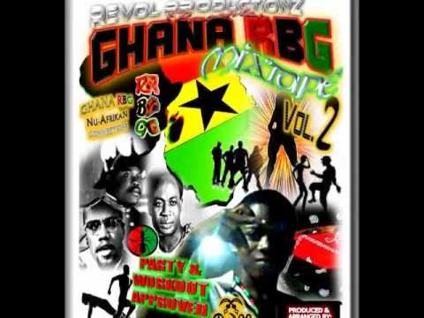 Ghana RBG Mixtape Vol.2 Dance & Fitness Edition **Leaked Tracks**