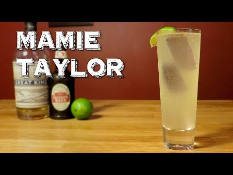 Mamie Taylor - the Original Moscow Mule Made with Scotch Whisky