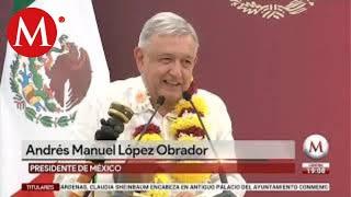 AMLO agradece apoyo de Trump tras violencia en Culiacán