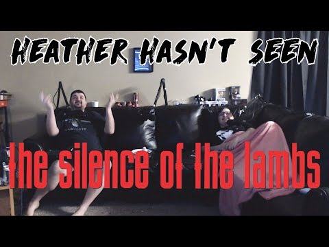 The Silence of the Lambs (1991) Reaction - Heather Hasn't Seen