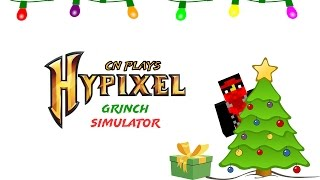 cn plays hypixel grinch simulator holiday minigame