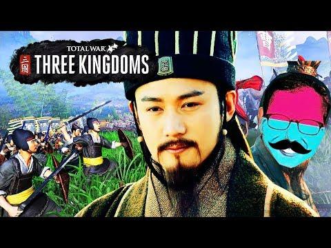 Total War: THREE KINGDOMS 3: ĐÃ CÓ GIA CÁT LƯỢNG & BÀNG THỐNG !!! Lưu Dũng bá đạo rồi !!!