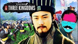 Total War: THREE KINGDOMS #3: ĐÃ CÓ GIA CÁT LƯỢNG & BÀNG THỐNG !!! Lưu Dũng bá đạo rồi !!!