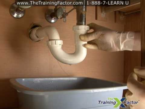 Plumbing Video Preview-Multifamily Apartment Training
