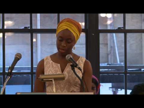 Chimamanda Ngozi Adichie Reads at CHAPTERS