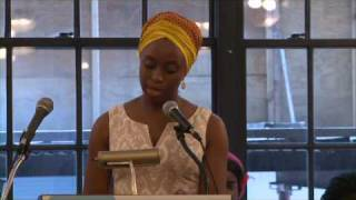 Chimamanda Ngozi Adichie Reads at CHAPTERS