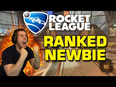 Rocket League #1: 1v1 Ranked Play - Road to Glory