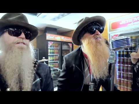 ZZ Top & Jeremiah Weed