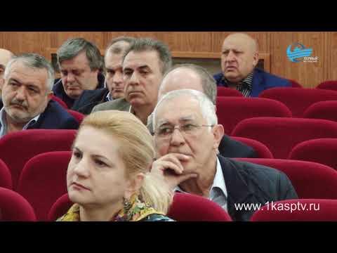 Аппаратное совещание в городской администрации состоялось под председательством Нуха Ахмедова