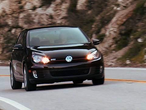 2010 VW GTI Hot Hatchbacks Pt. 2 Everyday Driver