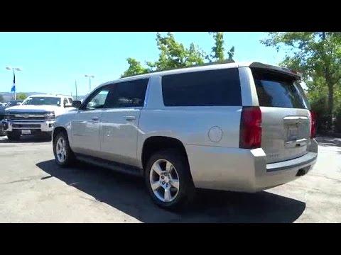 2015 Chevrolet Suburban San Francisco, Napa, Santa Rosa, Vallejo, Oakland, CA P2564