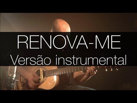 Renova-me (versão Aline Barros) - Violão Fingerstyle GOSPEL