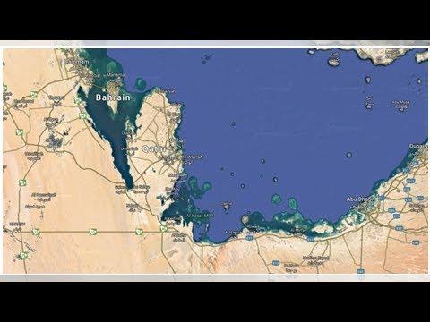 Saudi Arabia mulls turning Qatar into an island with large canal - News - GCR