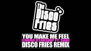 Download You Make Me Feel (Disco Fries Remix) - Cobra Starship MP3 song and Music Video
