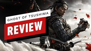 Ghost of Tsushima Review (Video Game Video Review)