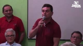 Hilmar Sergio destaca a força do perímetro irrigado na economia Morada Nova Limoeiro