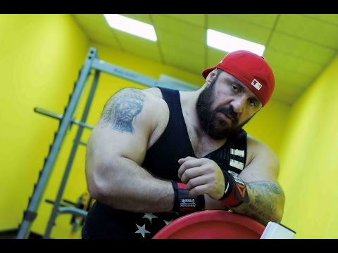 Armenian Bodybuilding X BODY GYM (4K VIDEO)
