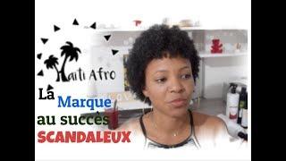 Ma routine avec Haiti Afro