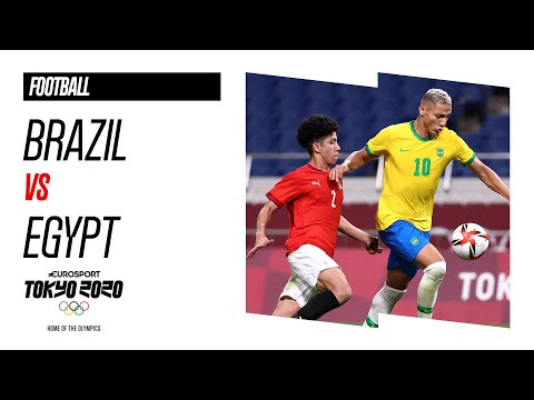 Download Brazil vs Egypt | Football Highlights | Olympic Games - Tokyo 2020