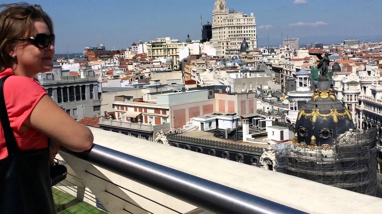 La Azotea Circulo De Bellas Artes Madrid
