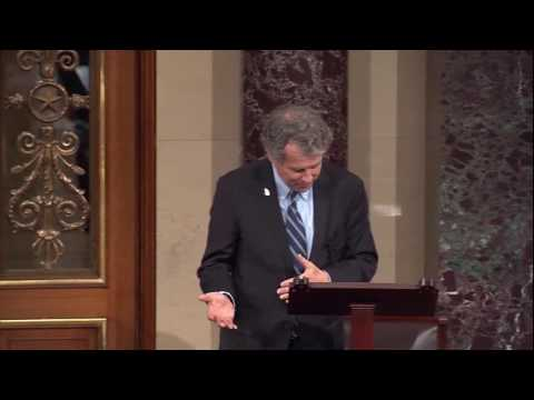 Senator Brown Speaks Out against John Bush for Judge on the 6th Circuit Court of Appeals