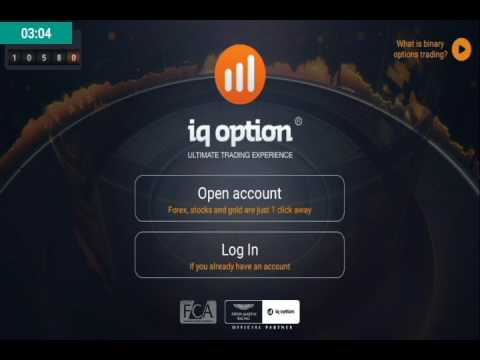 How To Create IQ Option Trade Share Market In Tamil