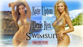 Kate Upton & Alexis Ren Intimates Swimsuit 2018   Sports Illustrated Swimsuit HD