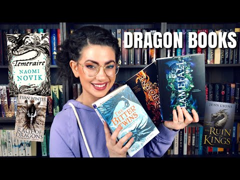 BOOKS WITH DRAGONS 🐉