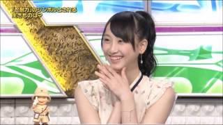 SKE48&乃木坂46の松井玲奈のものまねがカワイ過ぎる!!! あかりん(...