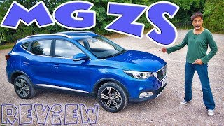 2018 MG ZS Review - High Value Crossover