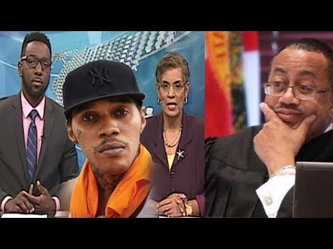 (JAMAICA NEWS) Vybz Kartel Appeal Leave Judges CONFUSED (MUST WATCH)