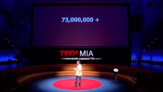 How to Stop Killer Cravings for Shark Fin Soup: Neil Hammerschlag at TEDxMIA 2012 Framing the Future