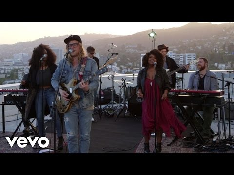 Allen Stone - Love (Top Of The Tower)