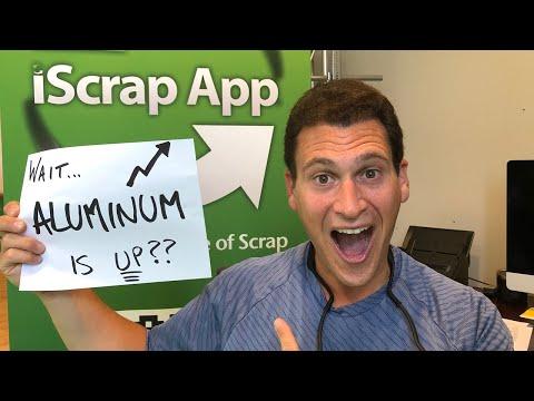 Aluminum Prices Are Up?? - 9/2/20