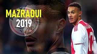 Noussair Mazraoui 2019 - Insane Runs Defensive Skill & Goals - Ajax / نصير مزراوي